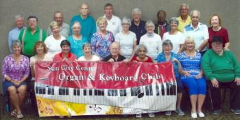 Organ and Keyboard Group
